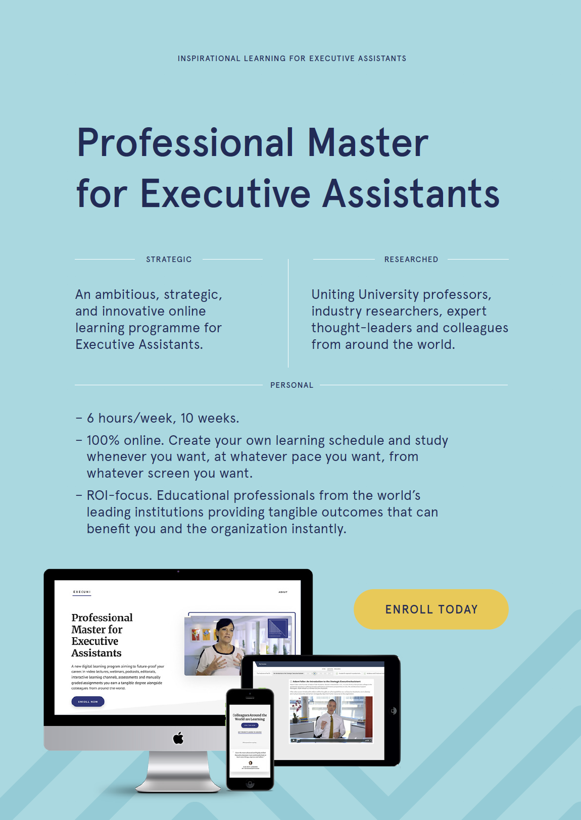 Professional Master for Executive Assistants